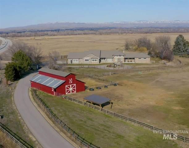 7000 N Pollard Lane, Meridian, ID 83646 (MLS #98758514) :: Build Idaho