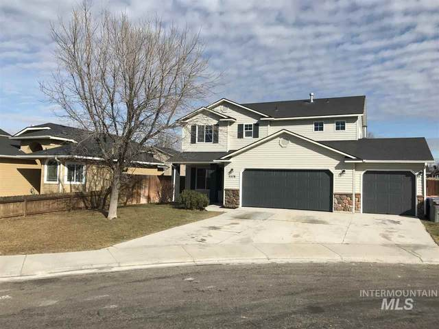 5578 S Morrow Ave, Boise, ID 83709 (MLS #98758521) :: Jon Gosche Real Estate, LLC