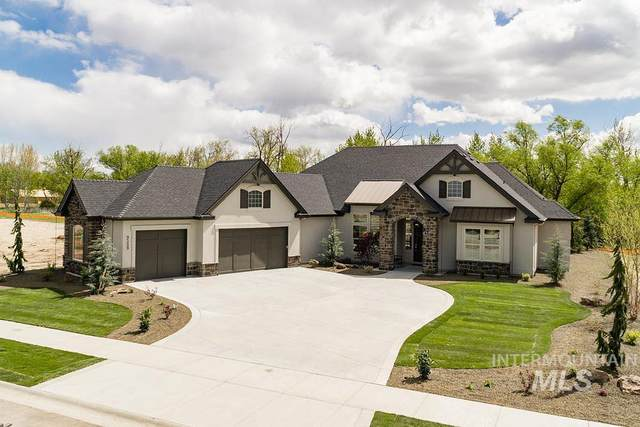 2288 N Fountainhead Way, Eagle, ID 83616 (MLS #98758535) :: Team One Group Real Estate