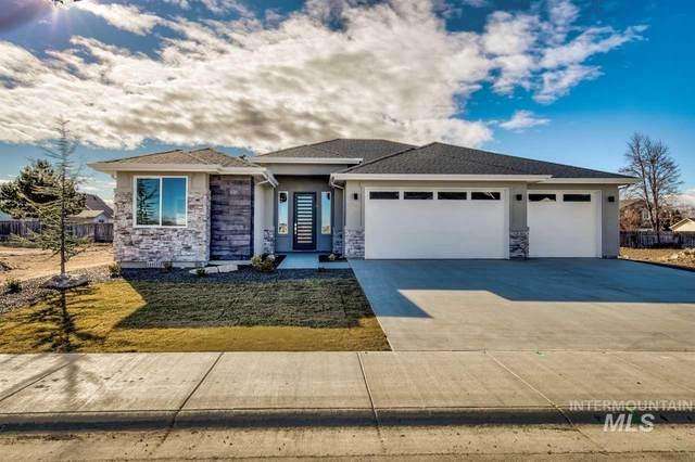 1395 W Cerulean St, Kuna, ID 83634 (MLS #98758548) :: Michael Ryan Real Estate