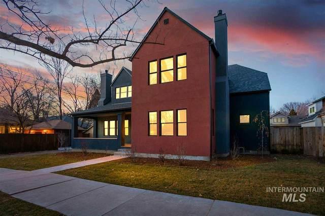 1812 W Eastman Street, Boise, ID 83702 (MLS #98758550) :: Navigate Real Estate
