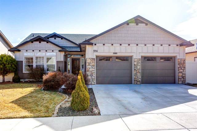 1914 S Belknap Loop, Nampa, ID 83686 (MLS #98758562) :: Navigate Real Estate