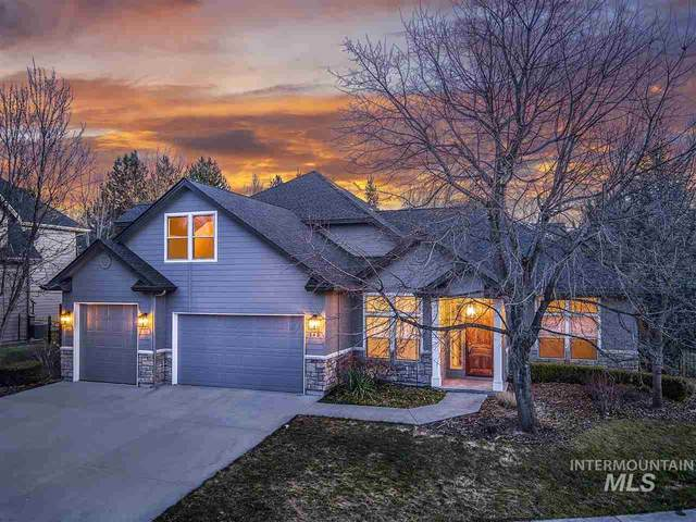 543 E Greencreek Ct, Eagle, ID 83616 (MLS #98758570) :: Team One Group Real Estate