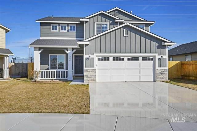 354 W Havasu Falls St, Meridian, ID 83646 (MLS #98758579) :: Navigate Real Estate