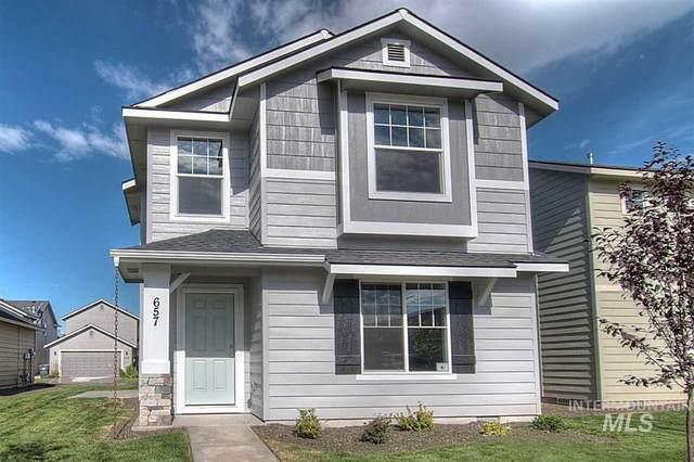 796 E Springloyd St, Meridian, ID 83642 (MLS #98758586) :: Team One Group Real Estate