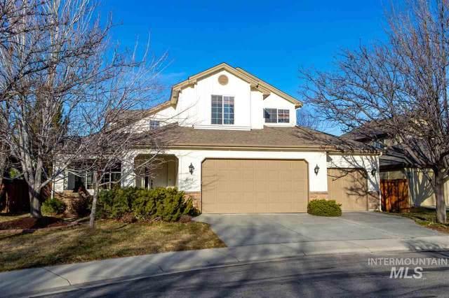6160 S Schooner Place, Boise, ID 82716 (MLS #98758588) :: Navigate Real Estate