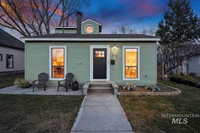 1712 N 14th St, Boise, ID 83702 (MLS #98758604) :: Navigate Real Estate