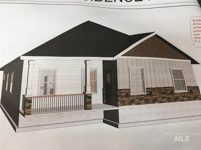 1061 Cottage Rd., Twin Falls, ID 83301 (MLS #98758619) :: Michael Ryan Real Estate