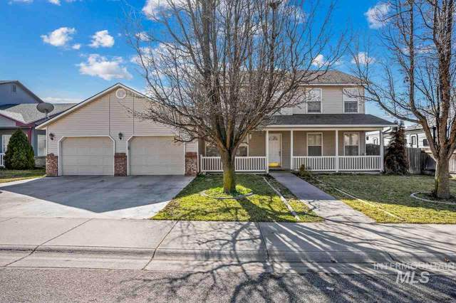 1459 E Lake Creek St, Meridian, ID 83642 (MLS #98758640) :: Team One Group Real Estate
