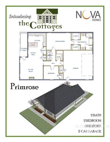 1060 Easy Ave, Twin Falls, ID 83301 (MLS #98758642) :: Michael Ryan Real Estate