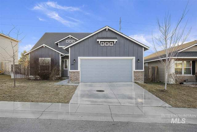 247 S Trutina, Boise, ID 83709 (MLS #98758646) :: Navigate Real Estate