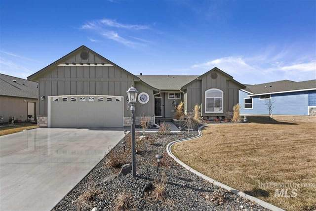 3721 S Greenbrier Rd, Nampa, ID 83686 (MLS #98758649) :: Navigate Real Estate