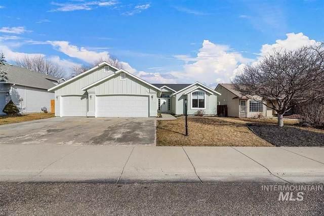 524 W Pack, Meridian, ID 83646 (MLS #98758651) :: Navigate Real Estate