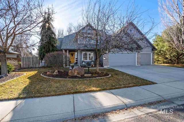 5458 N Citadel Way, Boise, ID 83703 (MLS #98758656) :: Adam Alexander