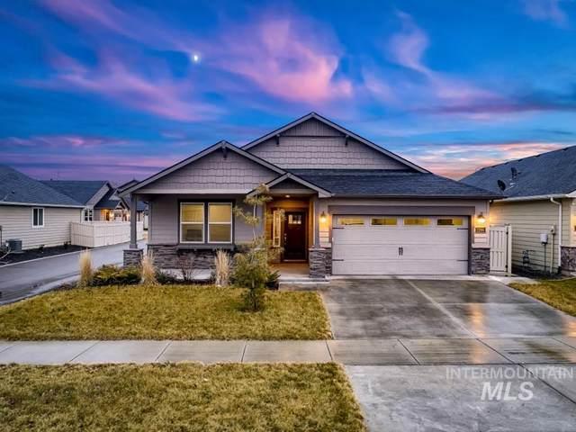 1286 N Tyra, Boise, ID 83713 (MLS #98758657) :: Navigate Real Estate