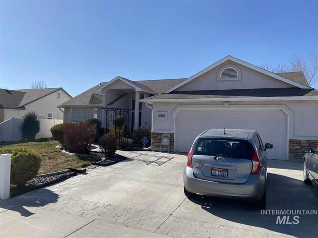 1805 N Cobble Way, Nampa, ID 83651 (MLS #98758662) :: Navigate Real Estate