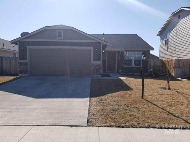 10611 Tysen Springs St., Nampa, ID 83687 (MLS #98758690) :: Team One Group Real Estate