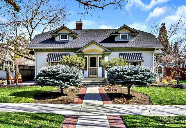1112 N Harrison Boulevard, Boise, ID 83702 (MLS #98758693) :: Navigate Real Estate