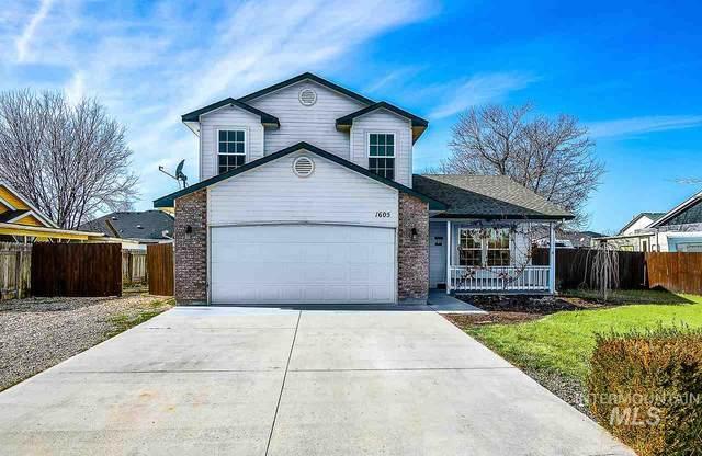 1605 S Ada, Nampa, ID 83686 (MLS #98758696) :: Minegar Gamble Premier Real Estate Services