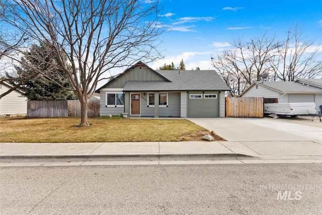 2962 S Cadet Place, Boise, ID 83706 (MLS #98758697) :: Minegar Gamble Premier Real Estate Services