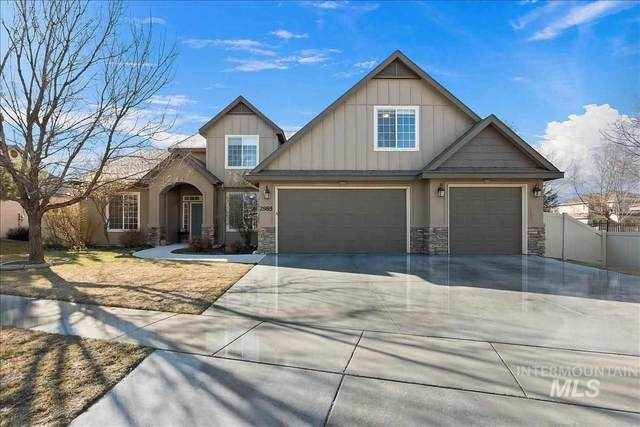 2589 E Tiber Dr, Meridian, ID 83642 (MLS #98758720) :: Team One Group Real Estate