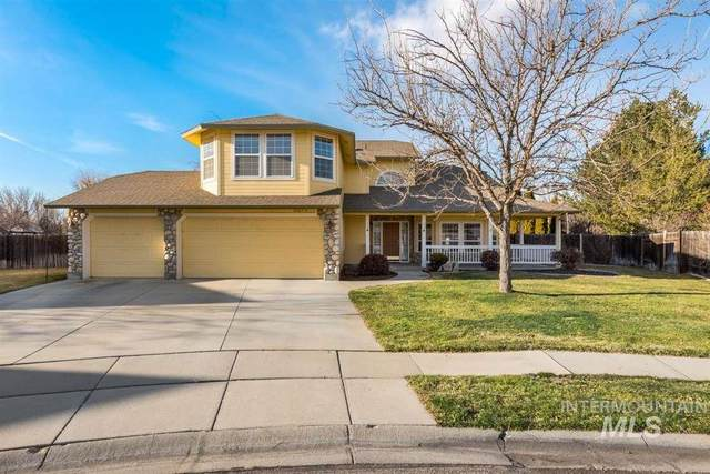 5373 N Papago Pl, Boise, ID 83713 (MLS #98758777) :: Silvercreek Realty Group