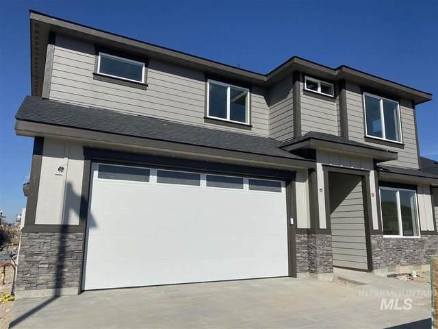 1456 W Cerulean St, Kuna, ID 83634 (MLS #98758784) :: Michael Ryan Real Estate