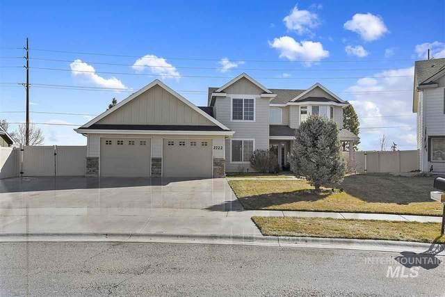 2722 S Sonoma St, Nampa, ID 83686 (MLS #98758786) :: Silvercreek Realty Group