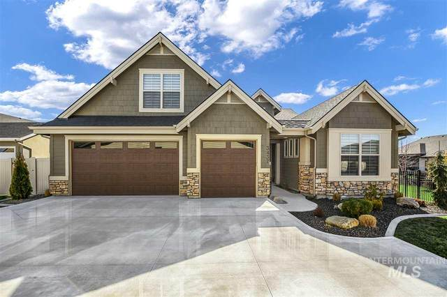 3437 W Chartwell St, Eagle, ID 83616 (MLS #98758805) :: Silvercreek Realty Group