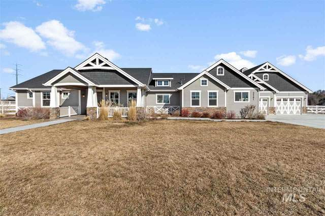 22391 Rams Horn Way, Caldwell, ID 83607 (MLS #98758819) :: Silvercreek Realty Group
