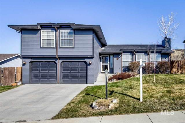 6480 W Wintergard St., Boise, ID 83714 (MLS #98758825) :: Silvercreek Realty Group