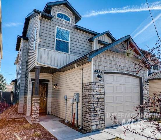 4434 S Aleut Way, Boise, ID 83709 (MLS #98758829) :: Silvercreek Realty Group