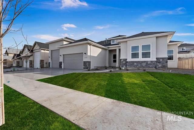 509 E Pisa Drive, Meridian, ID 83642 (MLS #98758974) :: Jon Gosche Real Estate, LLC