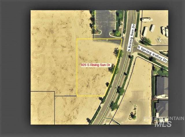 925 S Rising Sun, Nampa, ID 83686 (MLS #98759005) :: New View Team