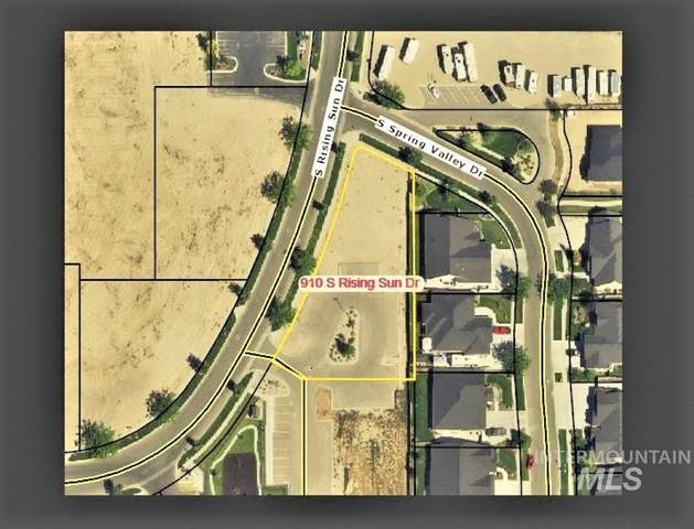 910 S Rising Sun, Nampa, ID 83686 (MLS #98759006) :: Build Idaho