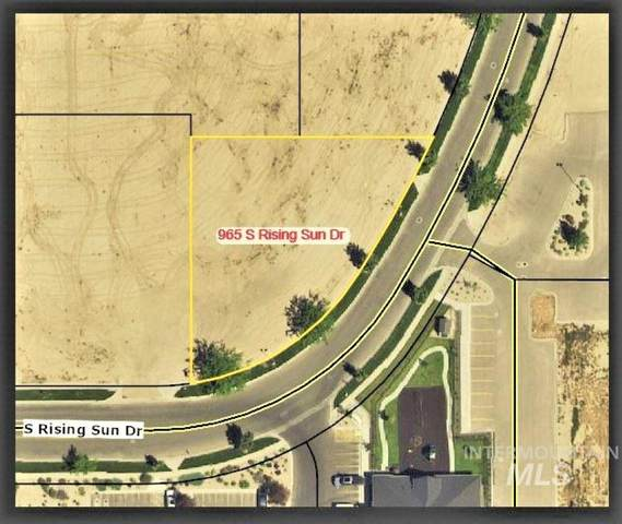 965 S Rising Sun, Nampa, ID 83686 (MLS #98759007) :: Build Idaho