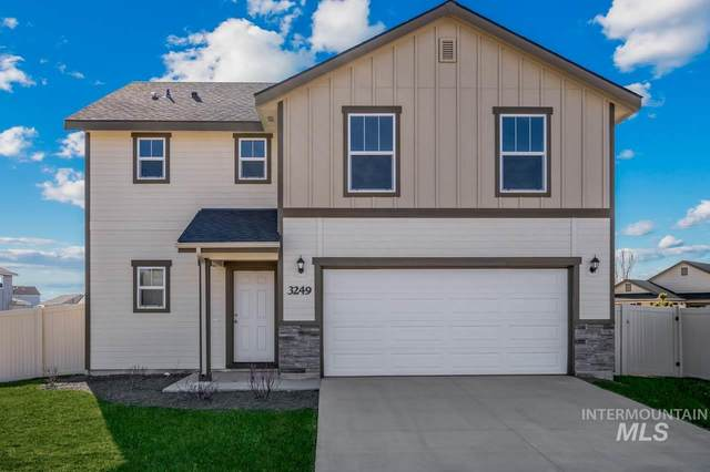 12634 W Gambrell Street, Star, ID 83669 (MLS #98759047) :: Navigate Real Estate