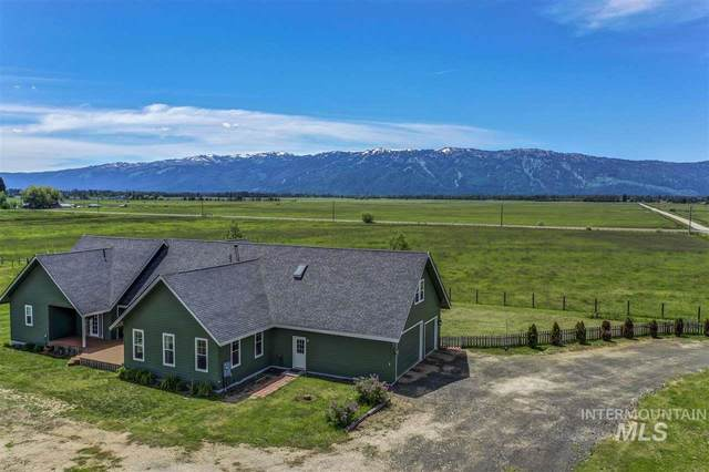 89 Barker Lane, Donnelly, ID 83615 (MLS #98759134) :: Boise River Realty