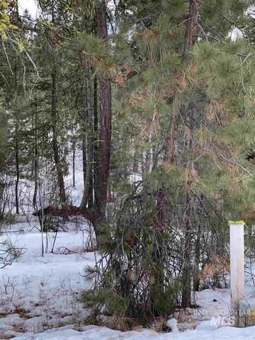 37 Shady Pine Way, Cascade, ID 83631 (MLS #98759291) :: Bafundi Real Estate