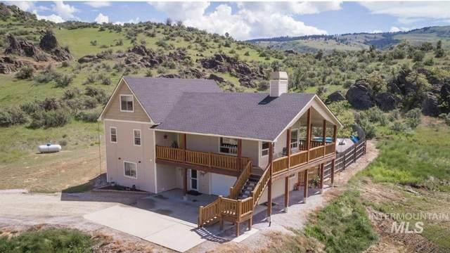 11990 Holbrook Lane, Ola, ID 83657 (MLS #98759330) :: Boise River Realty