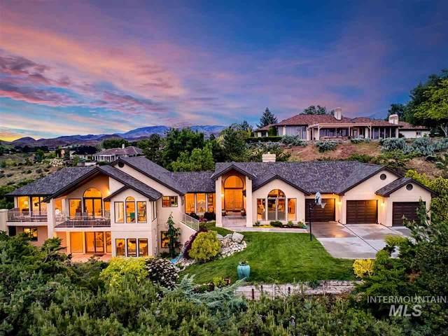 430 W. Ridgeline Drive, Boise, ID 83702 (MLS #98759334) :: Jon Gosche Real Estate, LLC