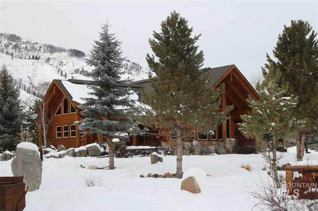 337 N Pine Meadows Circle, Pine, ID 83647 (MLS #98759362) :: Beasley Realty