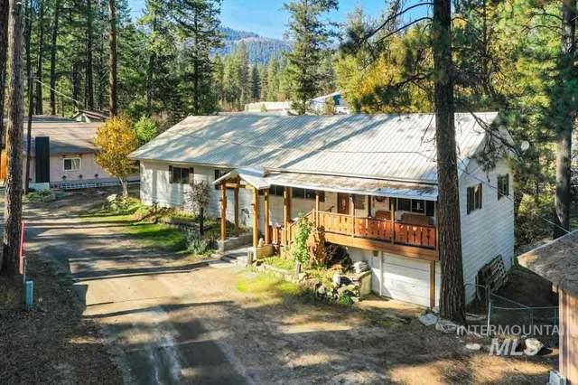8 Lucky Circle, Garden Valley, ID 83622 (MLS #98759546) :: Jon Gosche Real Estate, LLC