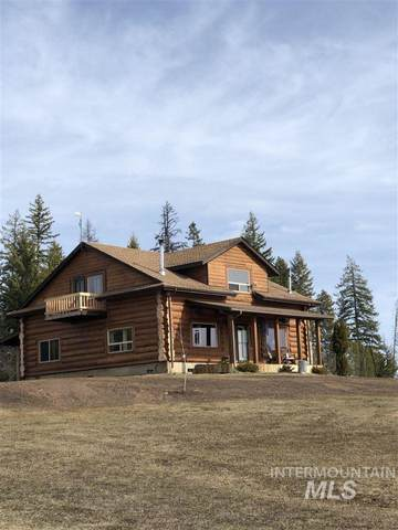 5480 Hwy 8, Deary, ID 83823 (MLS #98759694) :: Juniper Realty Group