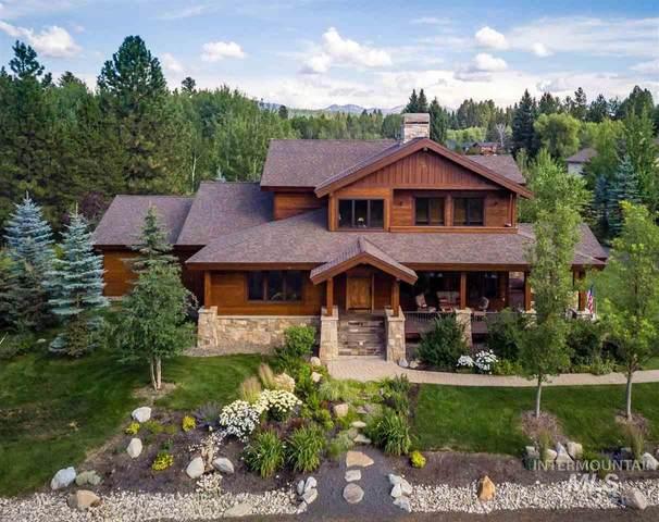 1521 Mccall Avenue, Mccall, ID 83638 (MLS #98759700) :: Boise River Realty