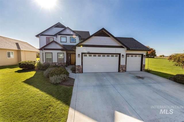 641 Syringa Springs, Fruitland, ID 83619 (MLS #98759723) :: Michael Ryan Real Estate
