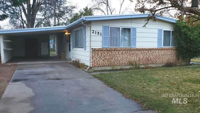 2151 Grant Avenue, Boise, ID 83706 (MLS #98759739) :: Michael Ryan Real Estate