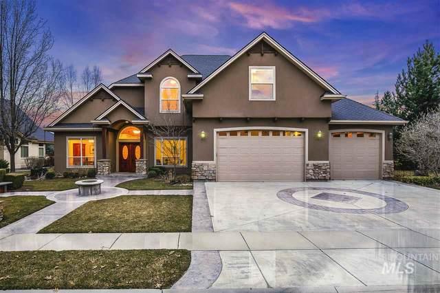 1233 E Rivers End Drive, Eagle, ID 83616 (MLS #98759823) :: Jon Gosche Real Estate, LLC