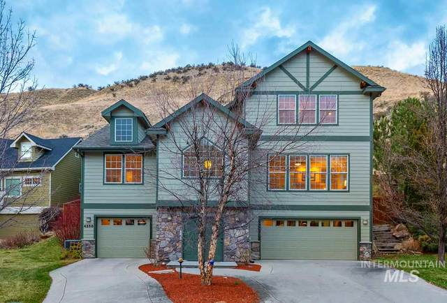 4258 N Blue Wing Place, Boise, ID 83714 (MLS #98759877) :: New View Team