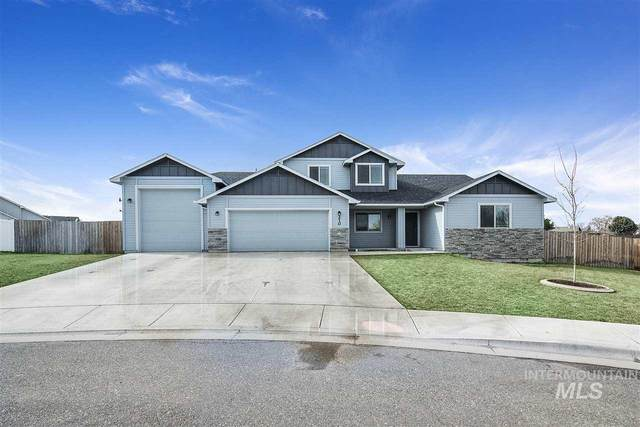 210 S Sierra Circle, Payette, ID 83661 (MLS #98759910) :: City of Trees Real Estate